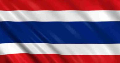 Interesting facts about Thailand in Hindi